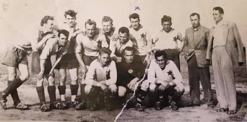 ČH Hurbanovo 1961