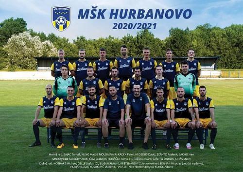 Muži MŠK 2020/21